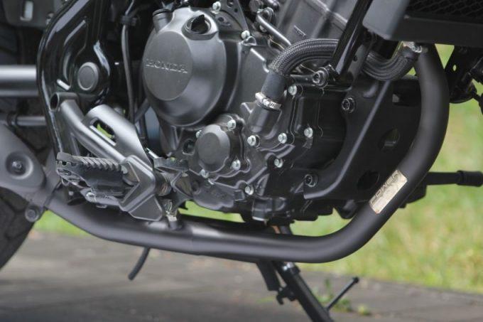 SP Tadao giới thiệu ống xả Slip-On Muffler Black cho Rebel 250!