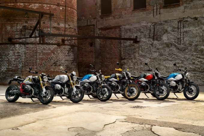 BMW ra mắt R nine T 2021 với hàng loạt phiên bản mới
