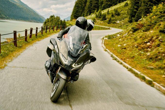 BMW ra mắt R 1250 RT với hệ thống kiểm soát hành trình chủ động