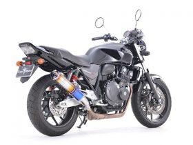 【新製品】アールズギア、CB400SF/SB用「ワイバンクラシック チタン スリップオン」を発売
