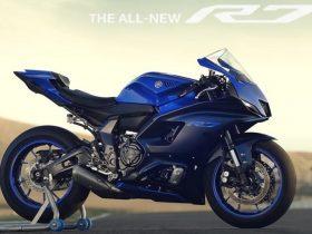 新型YZF-R7は5月18日正式発表!YZF-R6そっくりの外観が明らかに!