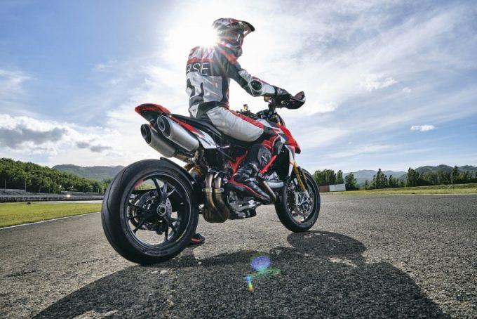 Ducati ra mắt Hypermotard 950 SP 2022 với màu sắc mới tuân thủ Euro 5