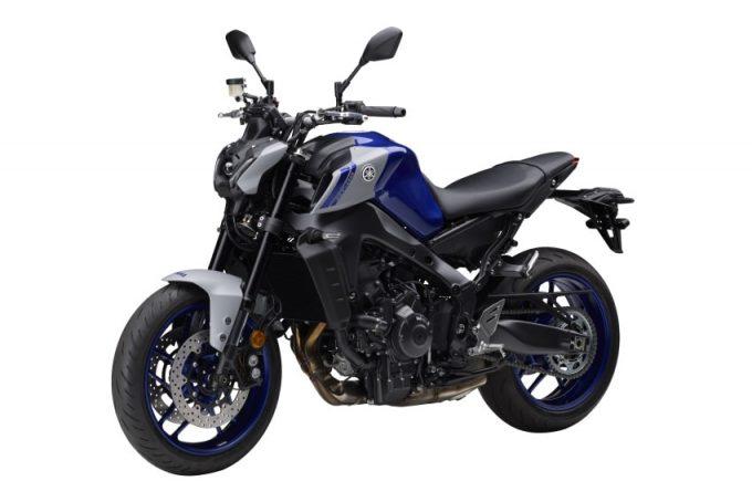 Yamaha ra mắt MT-09 ABS/SP ABS được tân trang hoàn toàn vào 28/7
